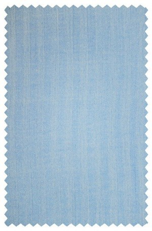 Hickey Freeman Light Blue Cashmere-Silk Sportcoat #021-512030
