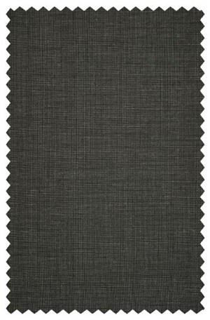Joseph Abboud Gray Tick Weave Suit with Pleated Slacks #110741