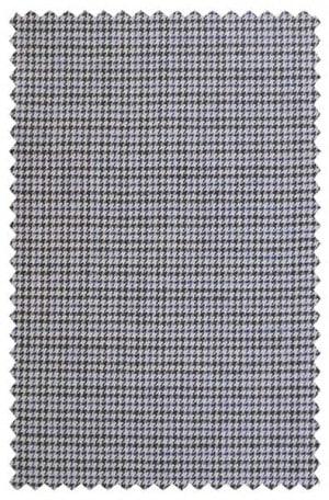 Joseph Abboud Blue & Gray Silk Sportcoat #113431