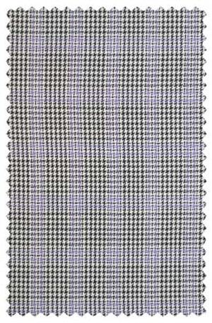 Joseph Abboud Gray & Lavender Pattern Sportcoat #113891