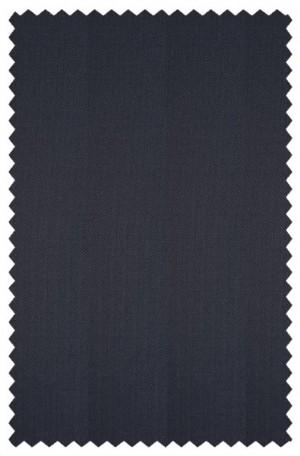 Blujacket Navy Herringbone Tailored Fit Suit 121025