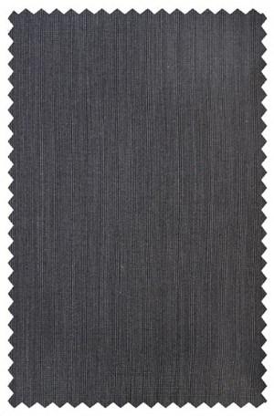 DKNY Black Tone-On-Tone Slim Fit Suit 12Y0818