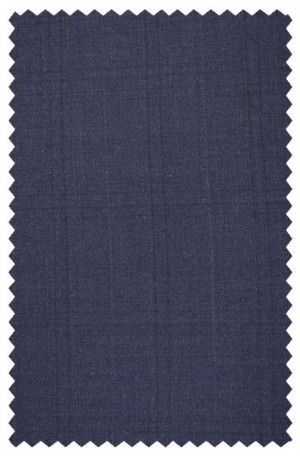 Canaletto Navy Pattern Tailored Fit Suit #131172-1