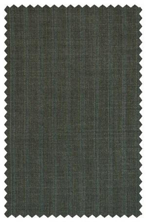 Hart Schaffner Marx Gray Stripe Suit #133-764306