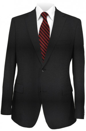 Calvin Klein Black Extreme-Slim Fit Suit Separates