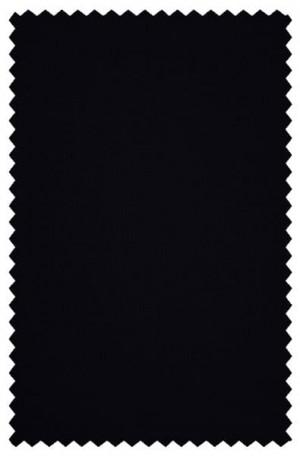 Corneliani Black Solid Color Suit #18343-20