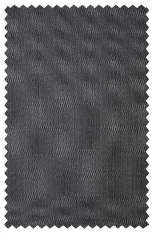 Ralph Lauren Dark Gray Tick Weave Tailored Fit Suit #1RZ1261