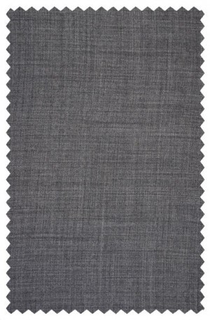 Ralph Lauren Gray Sharkskin Tailored Fit Suit #1UX0356