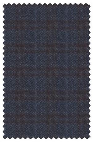 Pal Zileri Blue & Brown Sportcoat 21811-15
