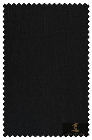 1...Like No Other Black Vested Slim Fit Suit #218378