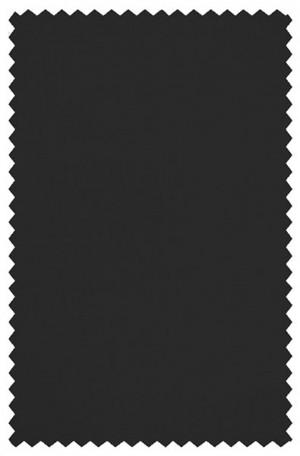Yuste Black Solid Color Suit 21961