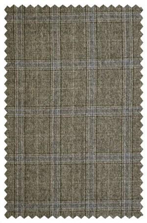 Rubin Brown Pattern Gentleman's Fit Sportcoat #22623