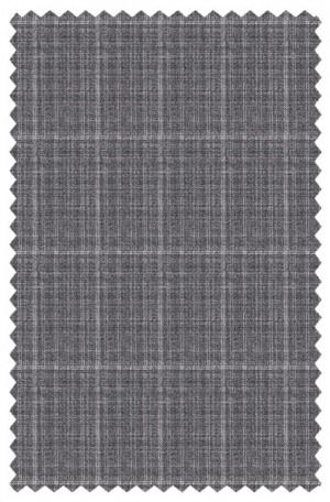 Varvatos Light-Medium Gray Tailored Fit Suit 2345C