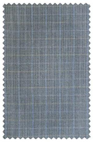 Petrocelli Blue Pattern Gentleman's Fit Sportcoat #28011