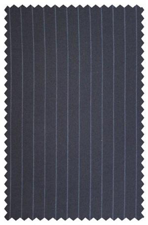Petrocelli Navy Pinstripe Suit 29528