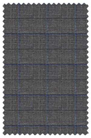 Ralph Lauren Ultraflex Gray Pattern Tailored Fit Sportcoat #2FA0029