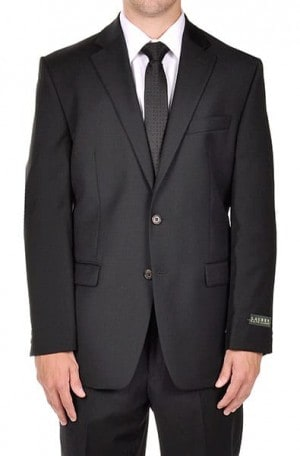 Ralph Lauren Black Suit Separates Package