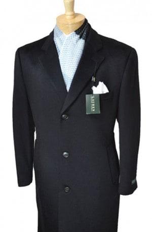 Ralph Lauren 100% Pure Cashmere Topcoat 2UTM000