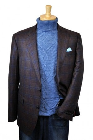 The Complete Piazza Navona Sport Coat Package