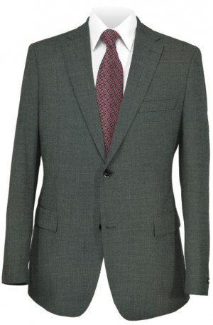 Ralph Lauren Med Grey Slim Fit Suit Package