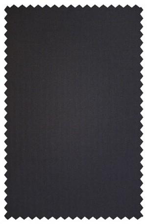 Tiglio Navy Herringbone Suit Tailored Fit Vested Suit #3121161-28