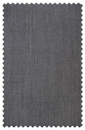 ItalUomo Dark Gray Solid Color Suit #31289-2