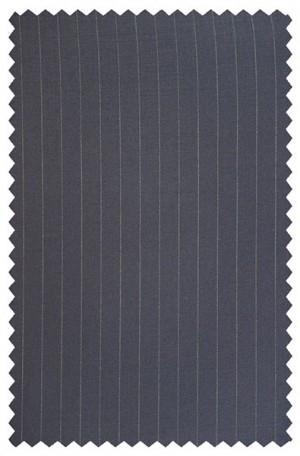 Petrocelli 'Executive' Cut Navy Pinstripe Suit 31532
