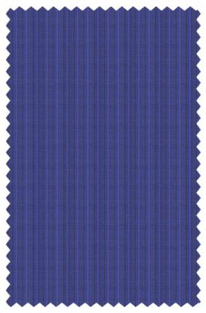 Pal Zileri Blue Stripe Tailored Fit Suit 33553-07