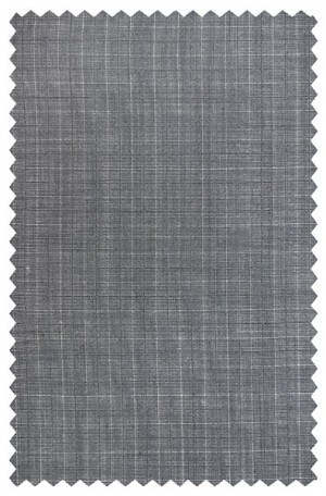 Jack Victor Gray Check Suit #341420
