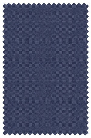 Jack Victor Navy Subtle Windowpane Suit #352812