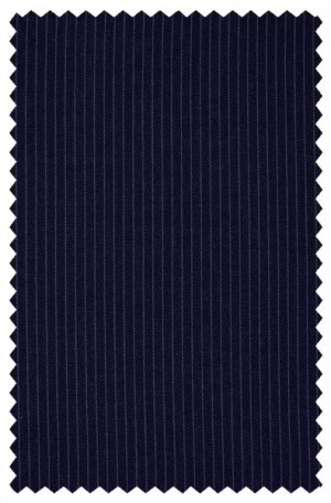 Rubin Slim Fit Navy Fineline 40621