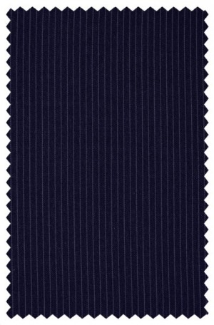 Rubin Slim Fit Navy Fineline #40621