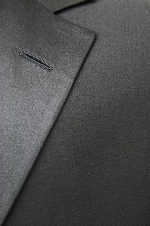 HUGO BOSS Black Solid Color TUXEDOS 50157743-001