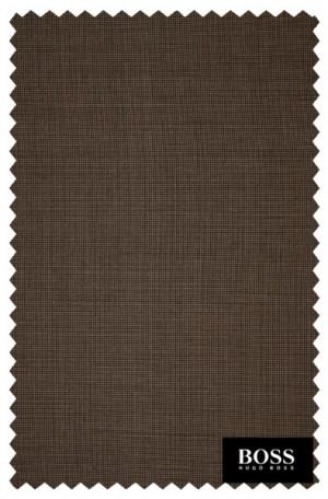 Hugo Boss Dark Tan Slim Fit Suit 50321103-201