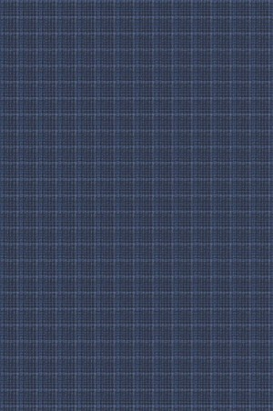 Hugo Boss Navy Check Slim Fit Suit #50321156-410