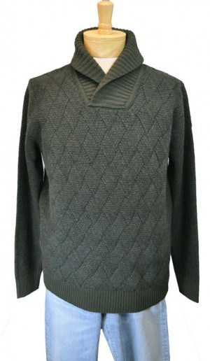 Boss Olive Shawl Collar Sweater #50323702-301
