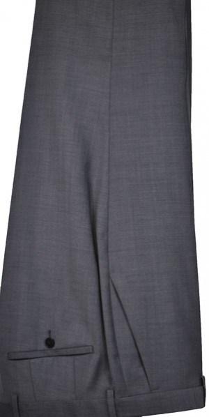 Hugo Boss Medium Gray Slim Fit Dress Slacks #50326477-021