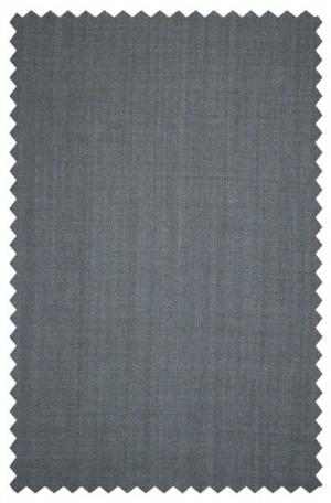 Hugo Boss Gray Herringbone Tailored Fit Suit #50331103-415