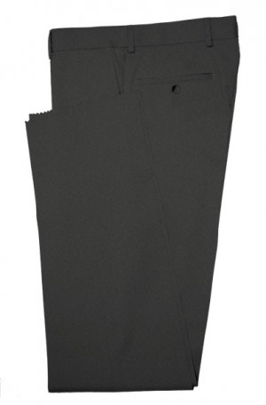 Hugo Boss Charcoal Wool Slim Fit Dress Slacks #50331222-010