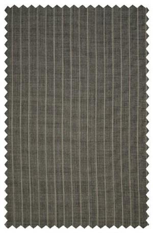 Rubin Slim Fit Gray Stripe Suit 51994