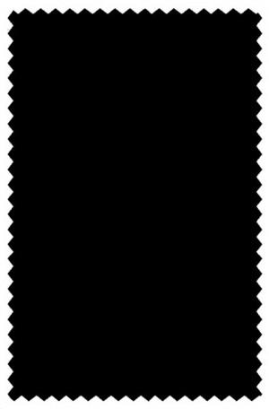 Calvin Klein Black 'Extreme' Slim Fit Suit #51W0002