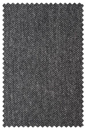 Renoir Charcoal Herringbone Sportcoat 520-03.