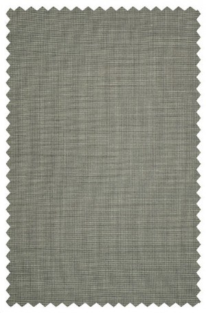 Rubin Gray Tick Weave Gentleman's Cut Suit 52854