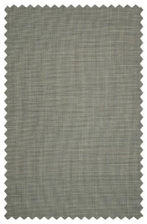 Rubin Gray Tick Weave Gentleman's Cut Suit #52854