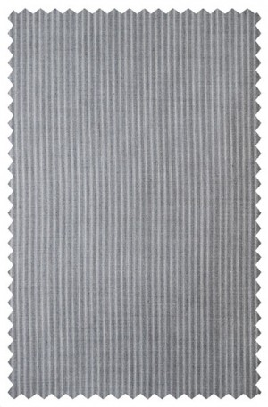 Rubin Slim Fit Gray Stripe #53187