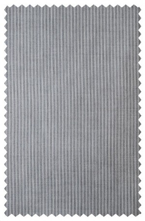 Rubin Slim Fit Gray Stripe 53187