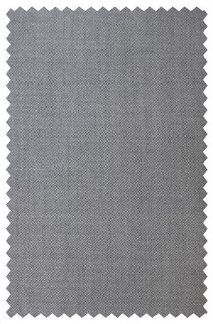 ItalUomo Gray Sharkskin Tailored Fit Suit #56737-2