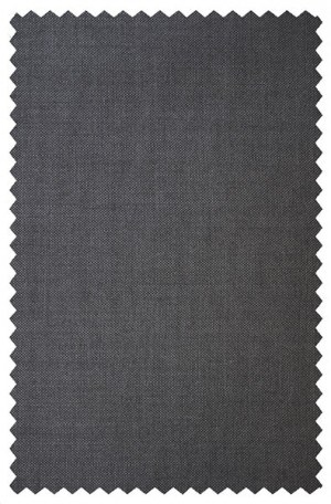 ItalUomo Charcoal Solid Color Tailored Fit Suit #59781-2