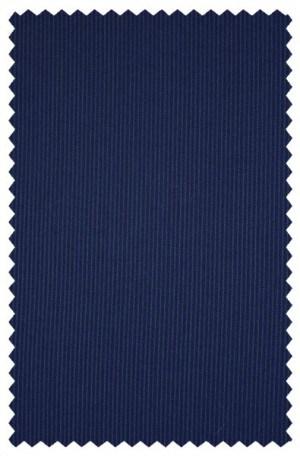 Calvin Klein Blue Tonal Stripe 'Extreme' Slim Fit Suit #5FY0160