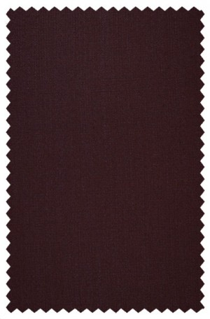 Calvin Klein Burgundy Slim Fit Suit #5FY0775
